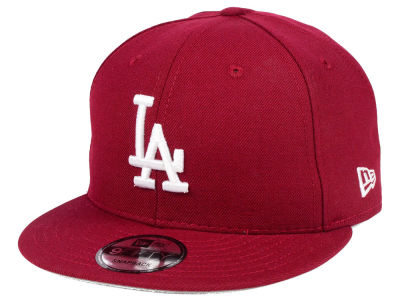 Los Angeles Dodgers New Era MLB Pantone 9FIFTY Snapback Cap