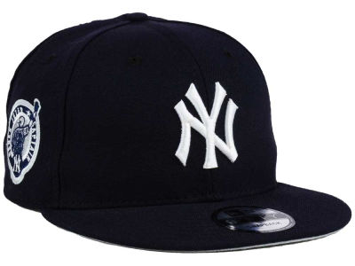 New York Yankees Derek Jeter New Era MLB Jeter Retirement 9FIFTY Snapback Cap