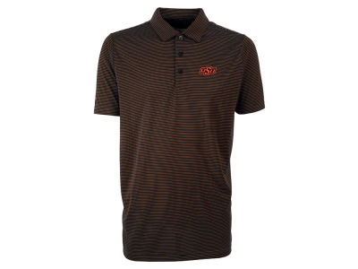 Oklahoma State Cowboys Antigua NCAA Men's Quest Polo