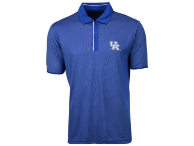 Kentucky Wildcats Antigua NCAA Men's Draft Polo