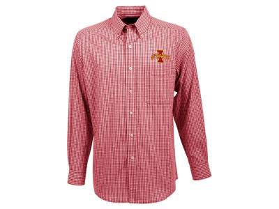 Iowa State Cyclones Antigua NCAA Men's Associate Button Up