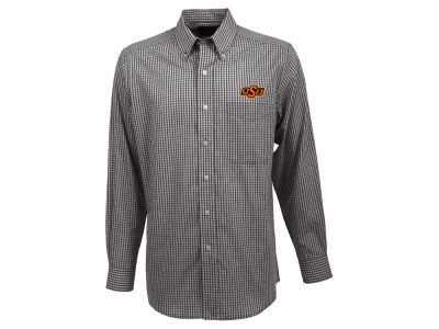 Oklahoma State Cowboys Antigua NCAA Men's Associate Button Up