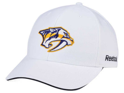 Nashville Predators Reebok NHL Core Adjustable Cap