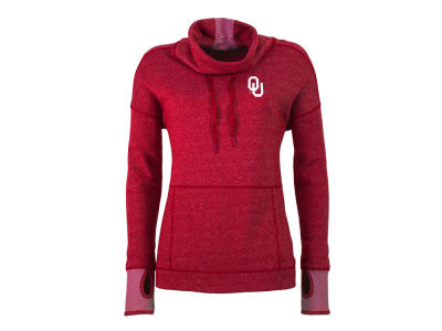 Oklahoma Sooners Antigua NCAA Women's Snap Pullover