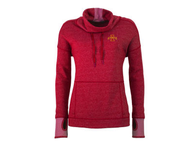 Iowa State Cyclones Antigua NCAA Women's Snap Pullover