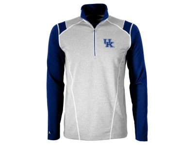 Kentucky Wildcats Antigua NCAA Men's Automatic Quarter Zip Pullover