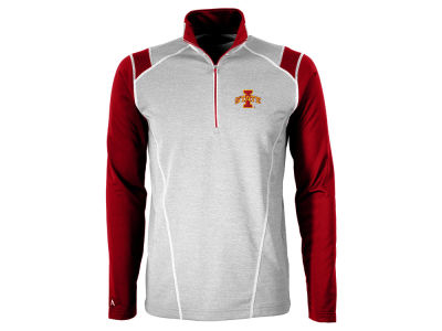 Iowa State Cyclones Antigua NCAA Men's Automatic Quarter Zip Pullover