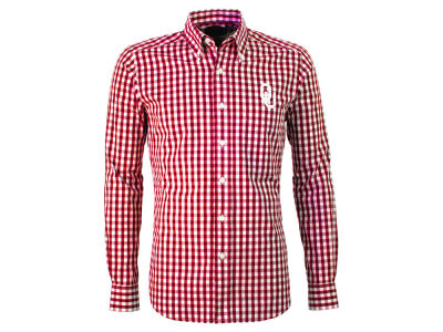 Oklahoma Sooners Antigua NCAA Men's National Button Up