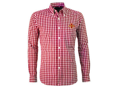 Iowa State Cyclones Antigua NCAA Men's National Button Up