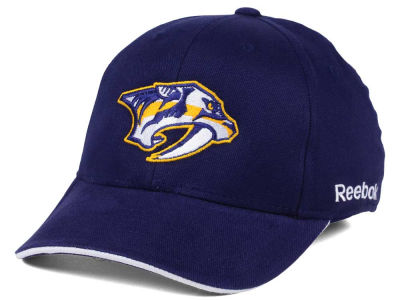Nashville Predators Reebok NHL Core Flex Cap