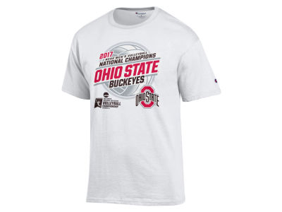 Ohio State Buckeyes 2017 NCAA Men's Volleyball Champ T-Shirt