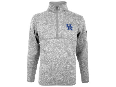 Kentucky Wildcats Antigua NCAA Men's Fortune Quarter Zip Pullover
