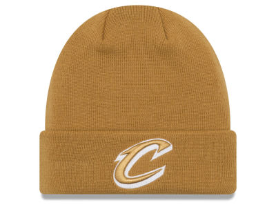 Cleveland Cavaliers New Era NBA Fall Time Cuff Knit