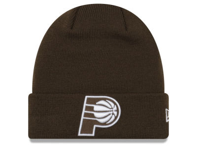 Indiana Pacers New Era NBA Fall Time Cuff Knit