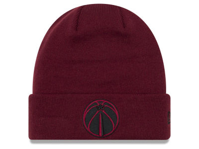 Washington Wizards New Era NBA Fall Time Cuff Knit