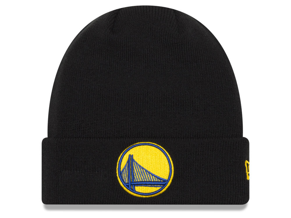 Golden State Warriors New Era NBA Breakaway Knit 9b22ac22cd4