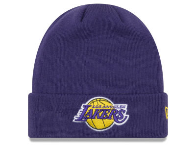 Los Angeles Lakers New Era NBA Breakaway Knit aaa99d79603
