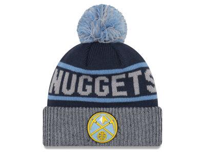 3c241005c395dd czech denver nuggets new era nba on court collection cuff knit 3ae79 ...