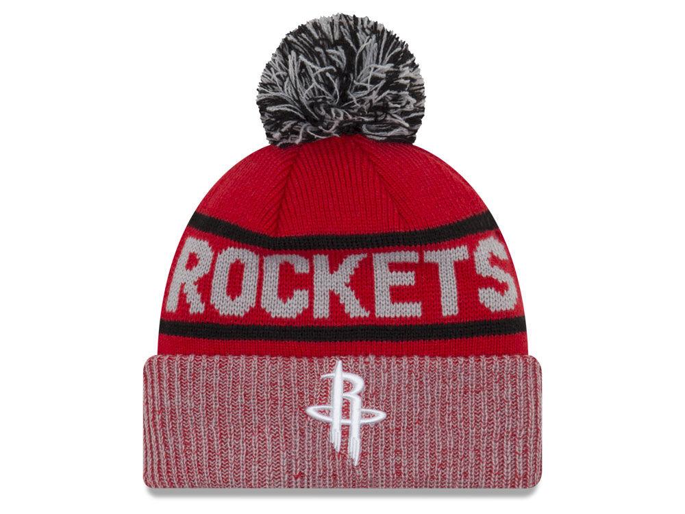 b70696da00e934 wholesale houston rockets new era nba court force pom knit 5b244 e143e