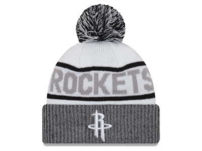 Houston Rockets New Era NBA Court Force Pom Knit