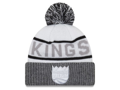 Sacramento Kings New Era NBA Court Force Pom Knit