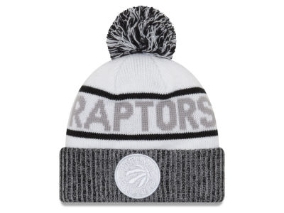 Toronto Raptors New Era NBA Court Force Pom Knit