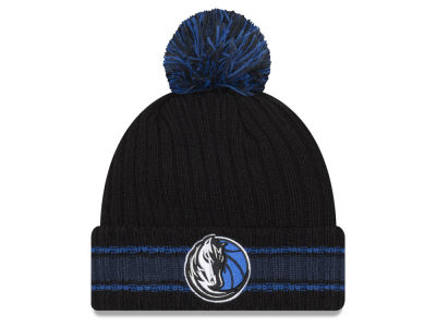 Dallas Mavericks New Era NBA Basic Chunky Pom Knit