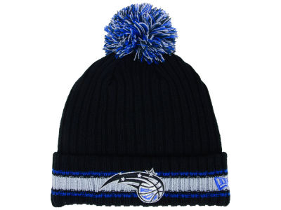 Orlando Magic New Era NBA Basic Chunky Pom Knit