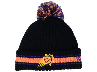 Phoenix Suns New Era NBA Basic Chunky Pom Knit