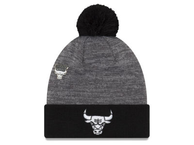 Chicago Bulls New Era NBA Pin Pom Knit