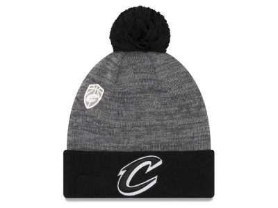 Cleveland Cavaliers New Era NBA Pin Pom Knit