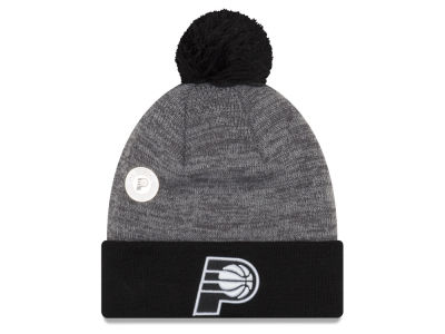 Indiana Pacers New Era NBA Pin Pom Knit