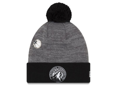 Minnesota Timberwolves New Era NBA Pin Pom Knit