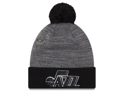 Utah Jazz New Era NBA Pin Pom Knit