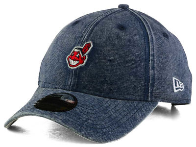 Cleveland Indians New Era MLB Rugged Mini 9TWENTY Cap