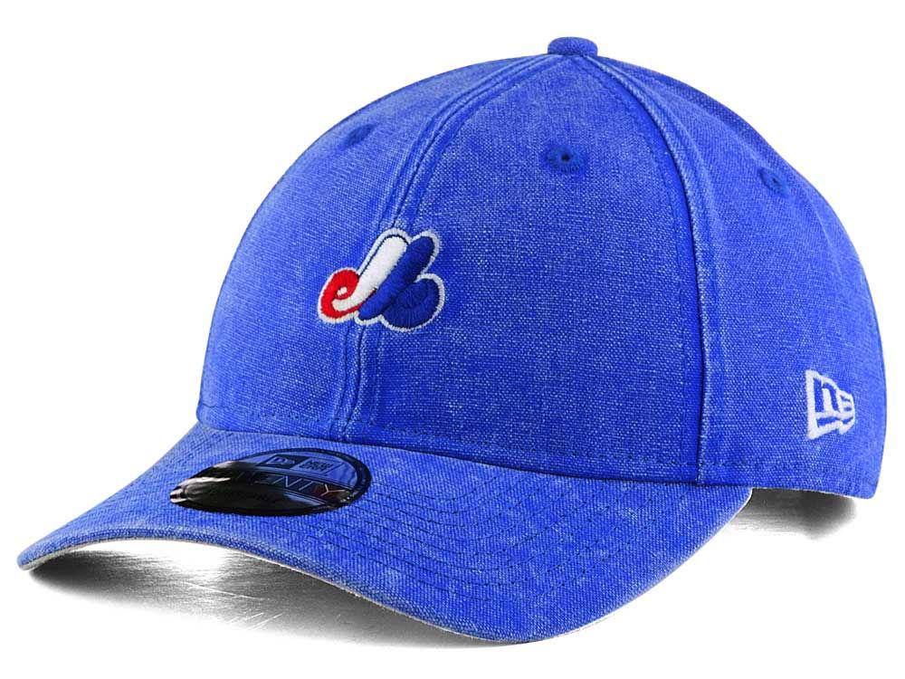 5fd3def25a3 Montreal Expos New Era MLB Rugged Mini 9TWENTY Cap