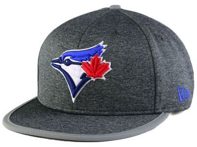Toronto Blue Jays New Era MLB Shadow Shine Strapback Cap