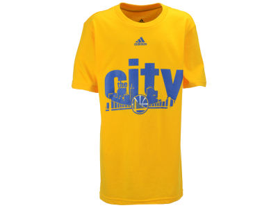Golden State Warriors NBA Youth City T-Shirt