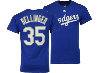 Los Angeles Dodgers Cody Bellinger Majestic MLB Men's Official Player T-Shirt