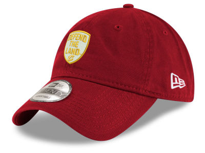 Cleveland Cavaliers New Era NBA Defend the Land 9TWENTY Cap
