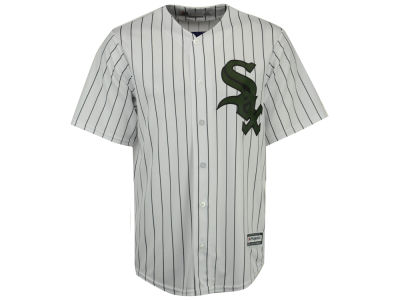 Chicago White Sox Majestic 2017 MLB Men's USMC Cool Base Jersey