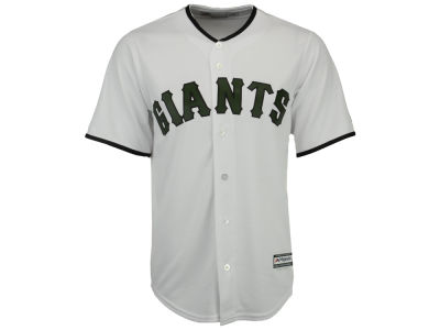 San Francisco Giants Majestic 2017 MLB Men's USMC Cool Base Jersey
