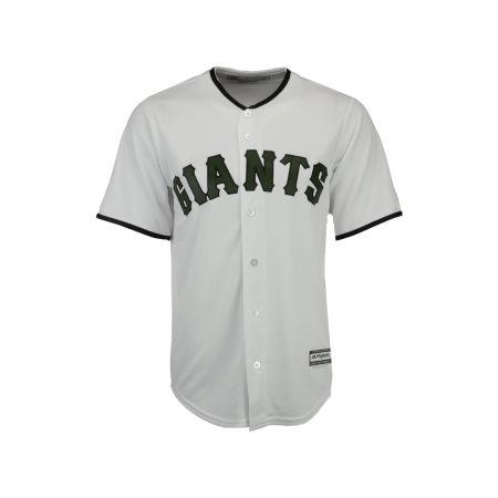 San Francisco Giants 2017 MLB Men's USMC Cool Base Jersey