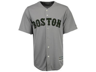Boston Red Sox 2017 MLB Men's USMC Cool Base Jersey