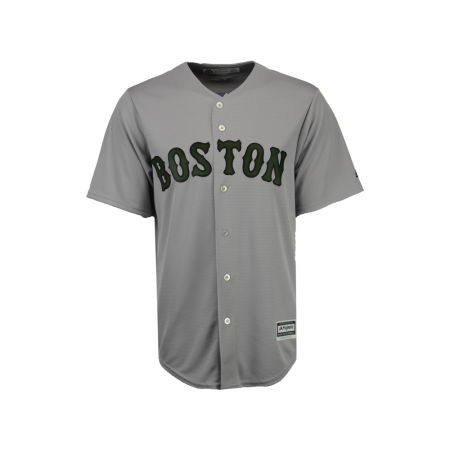 Boston Red Sox 2017 MLB Men's USMC Cool Base Jersey