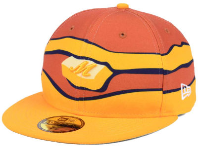 Montgomery Biscuits New Era MiLB AC 59FIFTY Cap