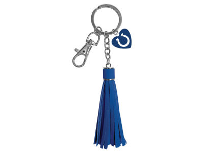 Indianapolis Colts Tassel Keychain