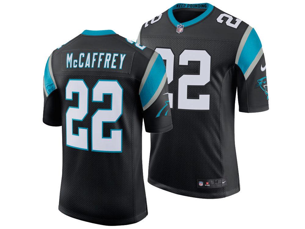 Carolina Panthers Christian McCaffrey Nike NFL Men s Limited Jersey. Carolina  Panthers Christian ... 79bc29a87