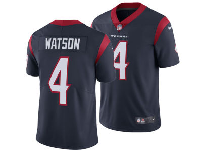 99a14a464 Houston Texans DeShaun Watson Nike NFL Men s Vapor Untouchable Limited  Jersey