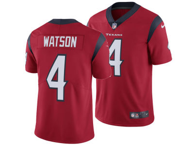 Houston Texans DeShaun Watson Nike NFL Men's Vapor Untouchable Limited Jersey